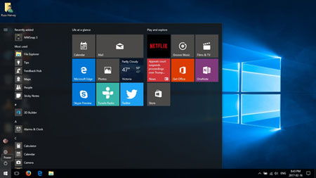 Windows 10 | Russ Harvey Consulting